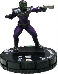 Skrull Infiltrator - avm207 - Marvel Avengers Movie - HeroClix