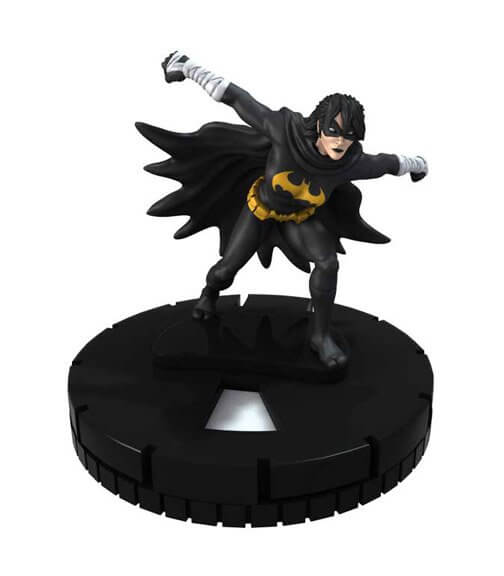 Blackbat - bm010 - DC Batman - HeroClix