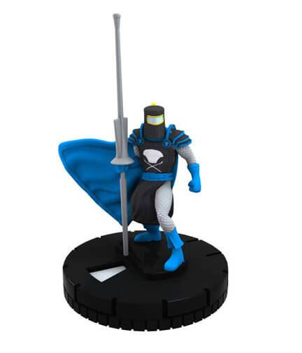 Black Knight - cw020 - Marvel Chaos War - HeroClix