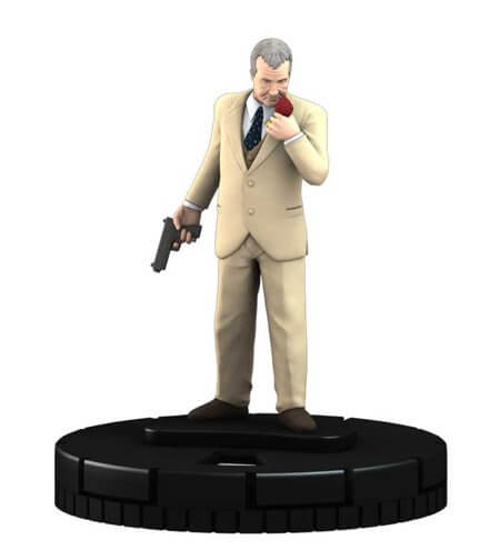 Carmine Falcone - dkr024 - DC The Dark Knight Rises - HeroClix