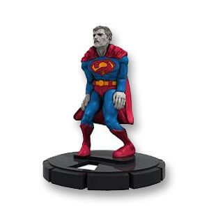Bizarro - ffsm006 - DC Fast Forces Superman - HeroClix