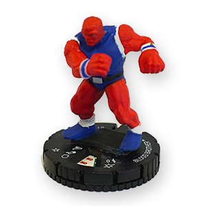 Blood Brother - gg007 - Marvel Galactic Guardians - Heroclix