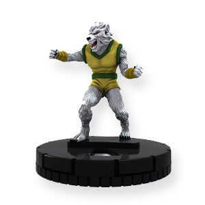 Man-Wolf - ih009 - Marvel Incredible Hulk - HeroClix