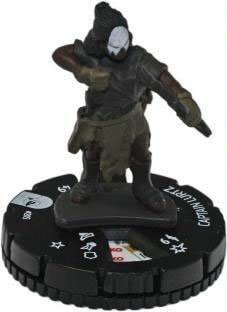 Captain Lurtz - lotr205 - Lord of the Rings - HeroClix