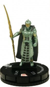 Kryptonian Warrior - mos103 - DC Man of Steel - HeroClix