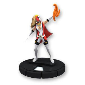 Princess Projectra - sm038 - DC Superman - HeroClix