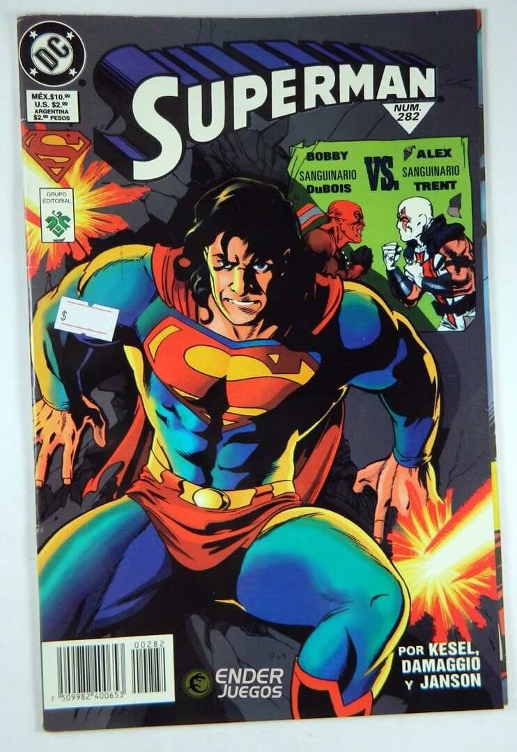 Superman #282 vol. 1