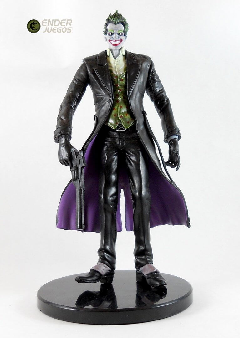 The Joker - Batman Arkham Asylum - 7'' (18 cm)