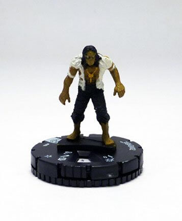 Zuvembie  - asm006 - Marvel Amazing Spider-Man - HeroClix