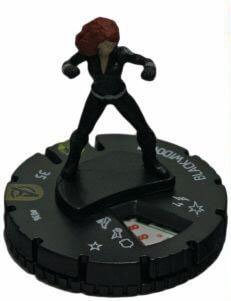 Black Widow - avm036 - Marvel Avengers Movie - HeroClix