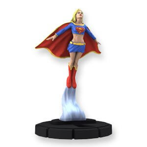 Supergirl - ffsm002 - DC Fast Forces Superman - HeroClix