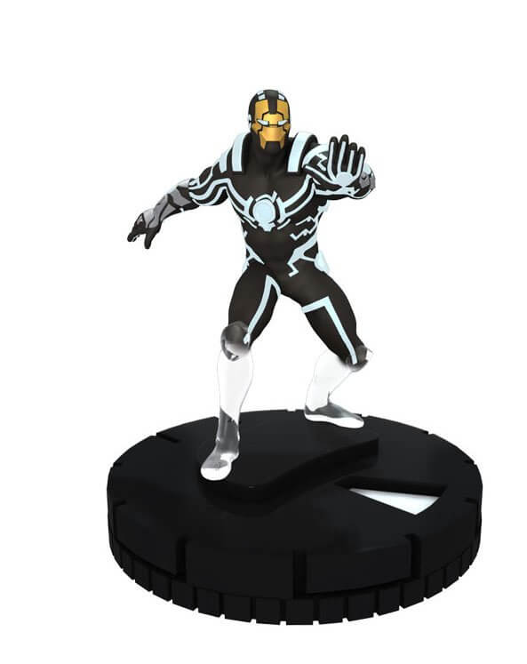 Iron Man - iim038 - Marvel The Invincible Iron Man - HeroClix