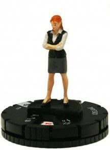 Lois Lane - mos007 - DC Man of Steel - HeroClix