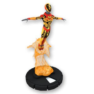 Wildfire - sm039 - DC Superman - HeroClix