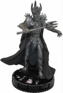 Sauron - lotr208 - Lord of the Rings - HeroClix