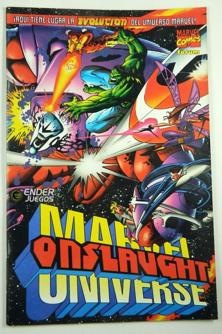 Onslaught - Marvel Universe
