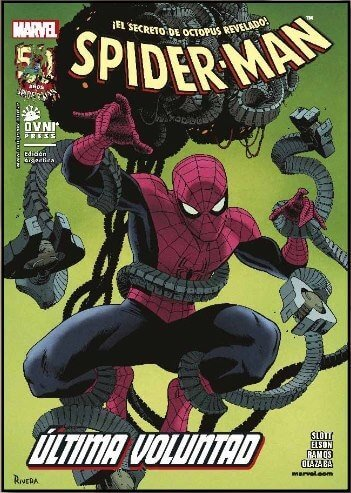 Spider-Man #20 - Última Voluntad