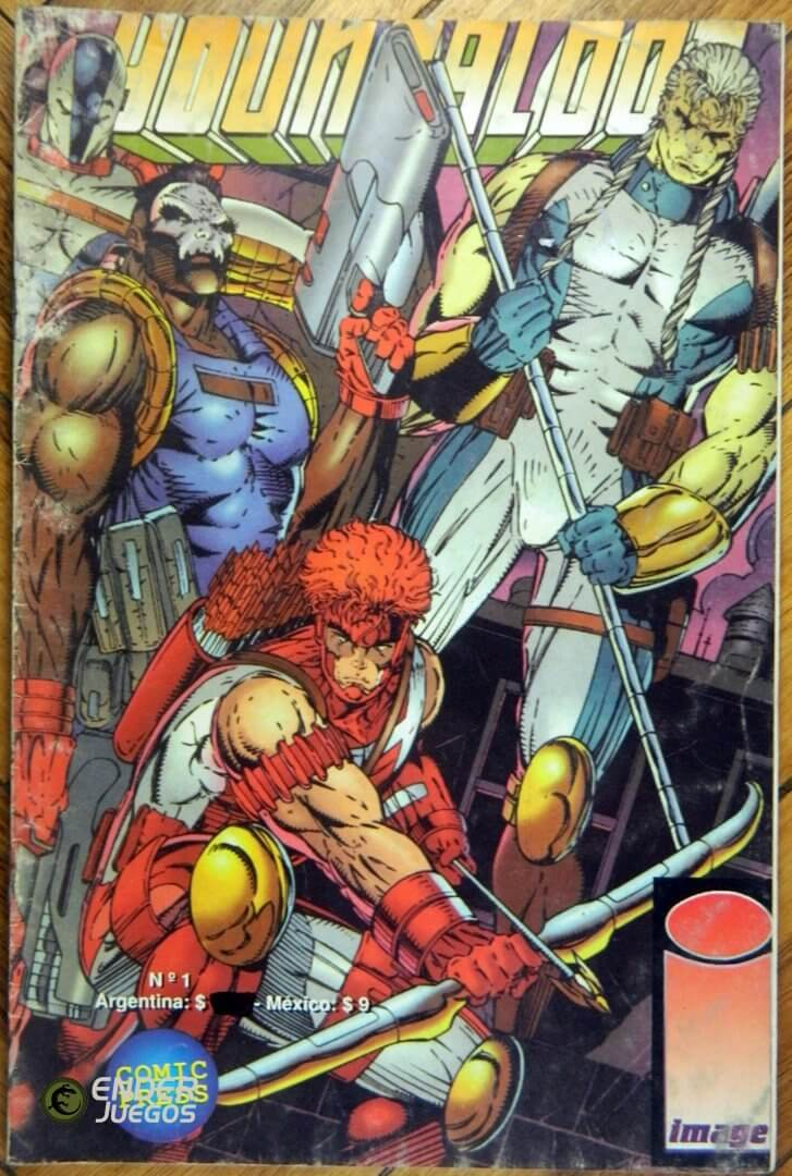 Youngblood #1