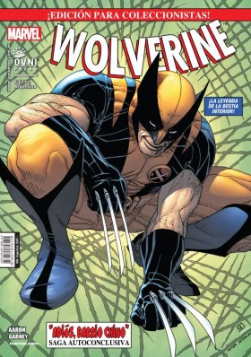 Wolverine #9 - Saga: Adios Barrio Chino - Autoconclusivo - Ovni Press