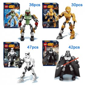 KSZ Star Wars estilo Bionicles - C-3PO