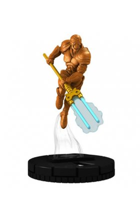 August General in Iron - bm038 - DC Batman - HeroClix