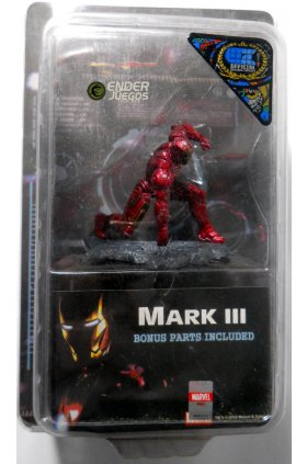 Iron Man Mark III - Power Smash - D.T.A - 4'' (10 cm)
