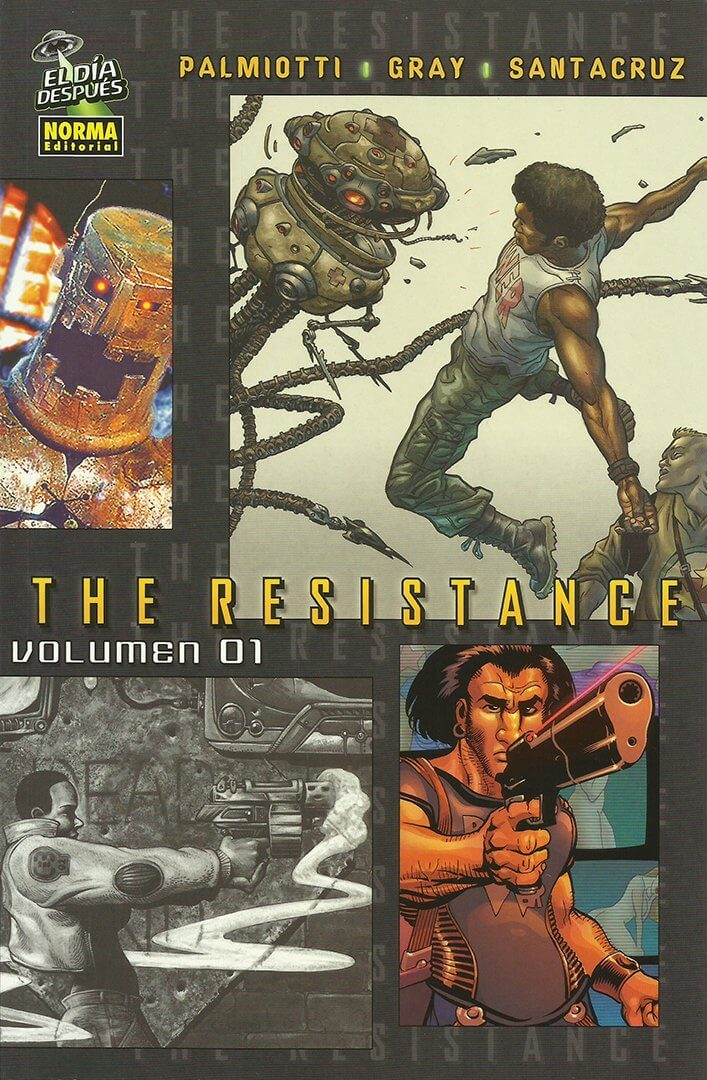 The Resistance #1 y 2 (completa) - Miniserie - Norma Editorial