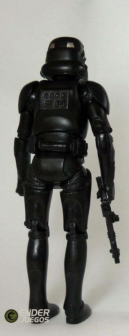 Shadowtrooper - Star Wars - Imitación Black Series - 6'' (15 cm)