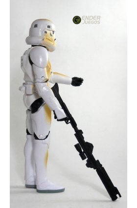 Sandtrooper - Star Wars - Imitación Black Series - 6'' (15 cm)