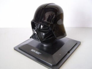 Casco de Darth Vader - Escala 1/5 - Star Wars. Cascos de Colección - Salvat