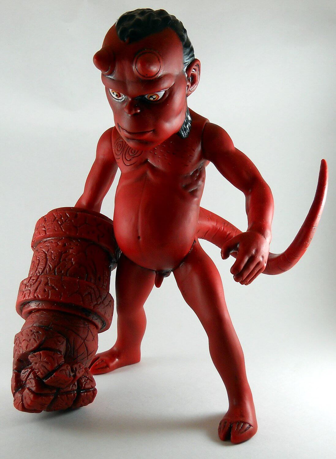 Baby Hellboy - Hellboy II The golden Army -  8'' (20 cm)