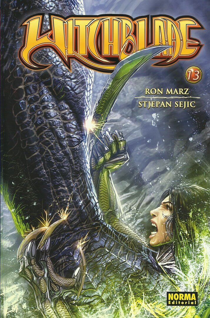 Witchblade Tomos recopilatorios #1 al 14 (colección completa) - Norma Editorial