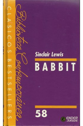 Babbit - Sinclair Lewis
