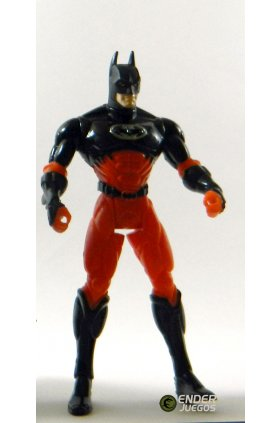 Batman Heat Scan - Batman & Robin Movie - 5'' (13 cm) - Kenner Co.