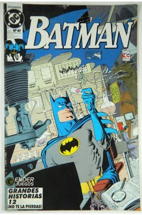 Batman #47 - Editorial Perfil
