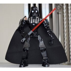 KSZ Star Wars estilo Bionicles - Darth Vader
